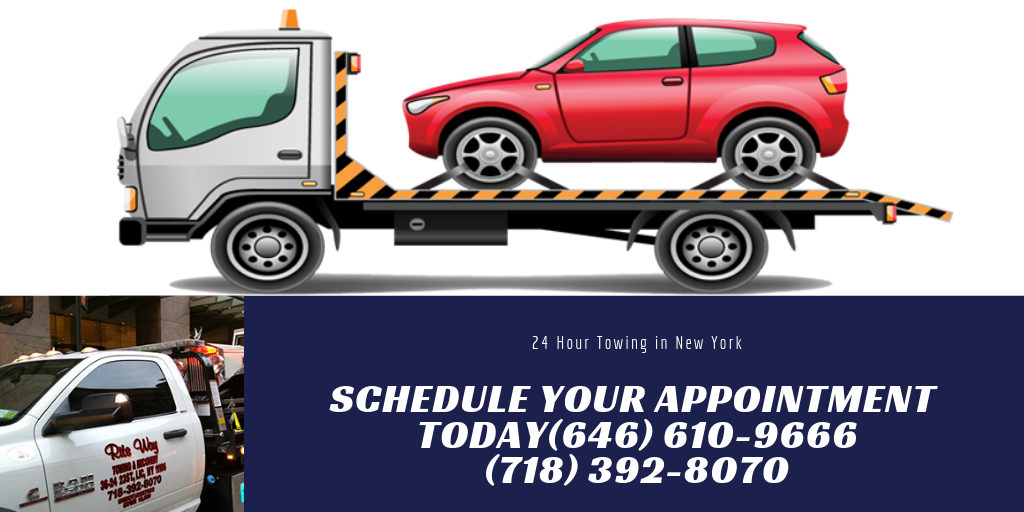 The Benefits of Using Professional Vehicle services At Ritewaytowingnyc