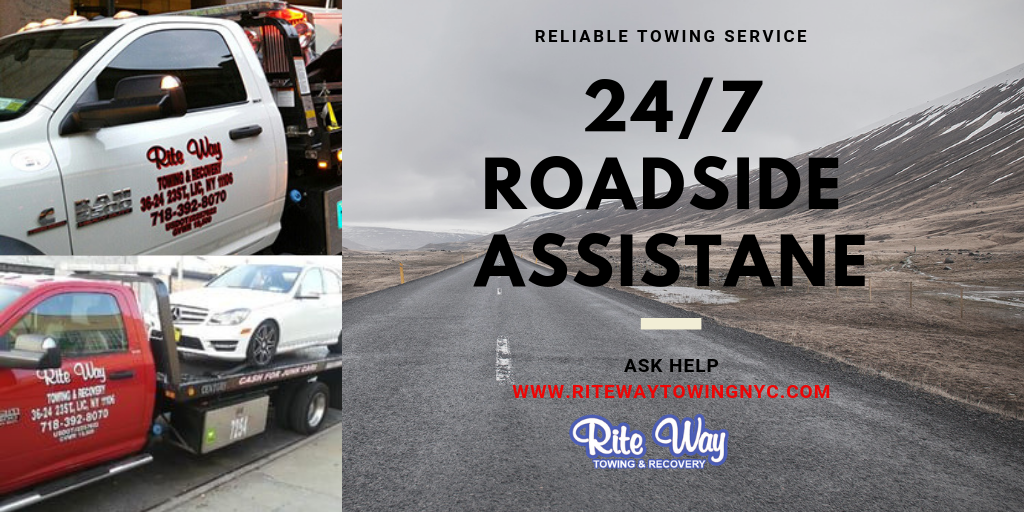 New York NY 24-Hour Towing Service | Rite Way Towing